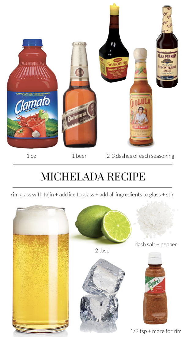 best michelada recipe, cocktail recipes, summer cocktails