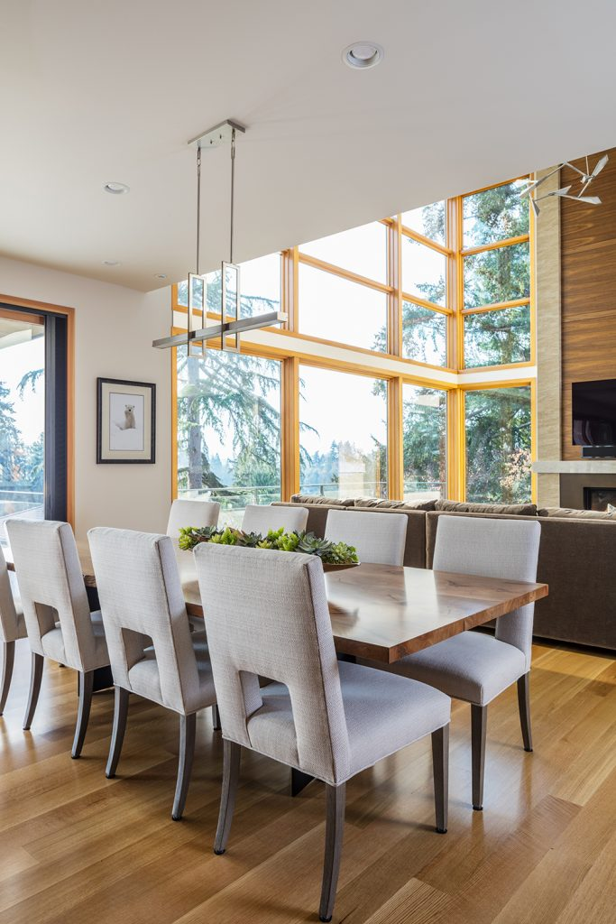 Pulp Design Studios - Lakeside Modern - Dining Room