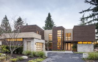Home Tour: Lakeside Modern