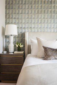 Pulp Design Studios - Lakeside Modern - Master Bed