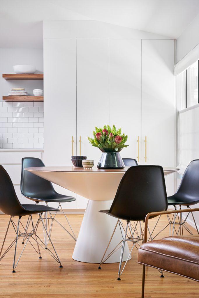 Pulp Design Studios - Mid-Century Makeover - Dining Room