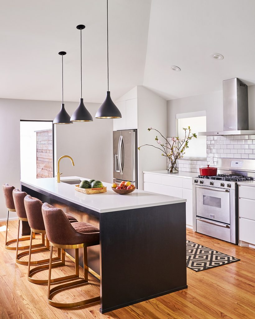 Pulp Design Studios - Mid-Century Makeover - Kitchen