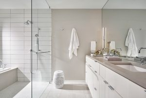 Pulp Design Studios - Mid-Century Makeover - Master Bath
