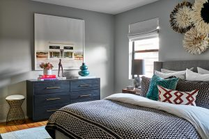 Pulp Design Studios - Mid-Century Makeover - Master Bedroom