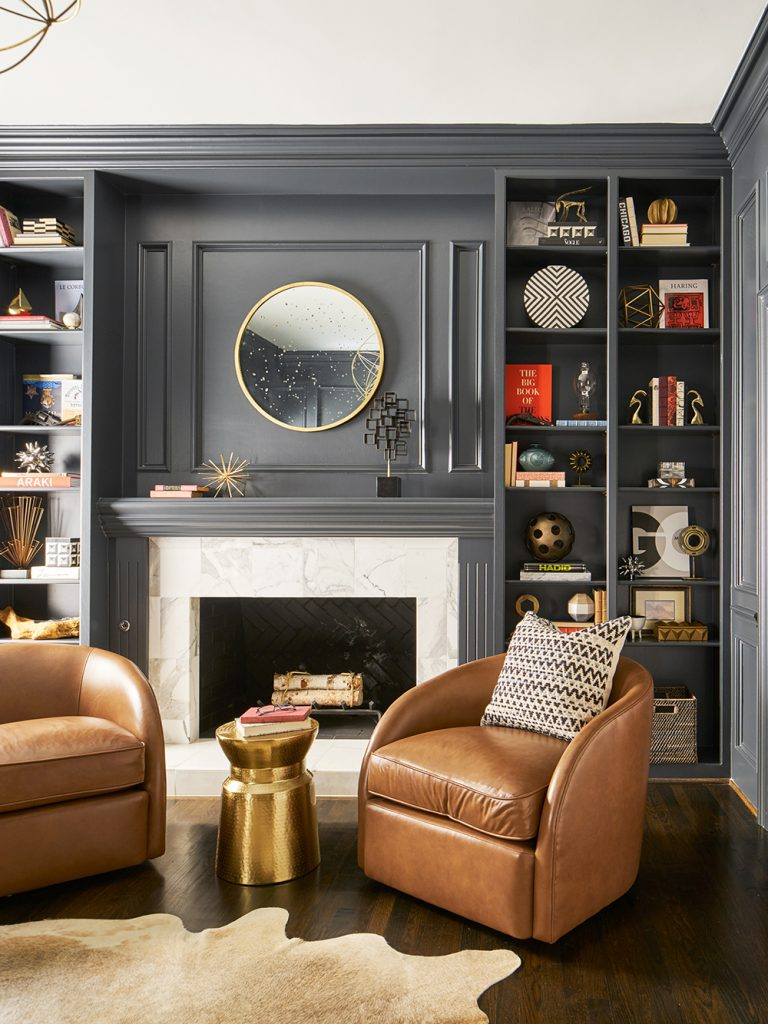 Pulp Design Studios - Classic with an Edge - Home Office