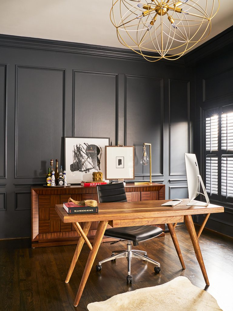Pulp Design Studios - Classic with an Edge - Home Office Desk