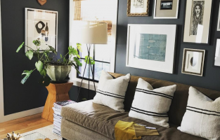 Pulp at Home: Carolina Transforms a Second Bedroom into a Cozy Den