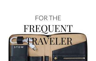2019 Holiday Gift Guide: For The Frequent Traveler