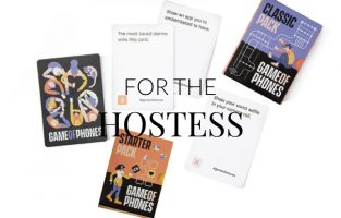 2019 Holiday Gift Guide: For The Hostess With The Mostess
