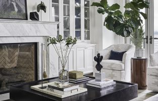 Home Tour: Traditional with a Twist