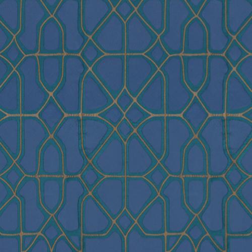 Casa Batllo – Teal Royal – Pulp Design Studios for S.Harris