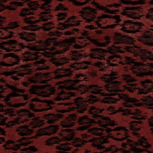 Leopardo – Modern Red – Pulp Design Studios for S.Harris