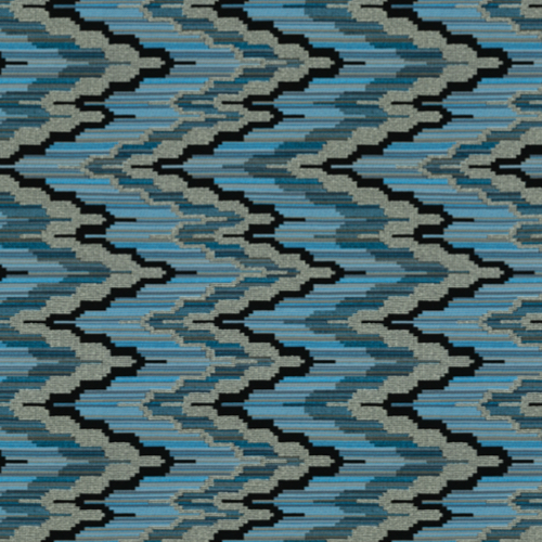 Levanto – Electric Blue – Pulp Design Studios for S.Harris