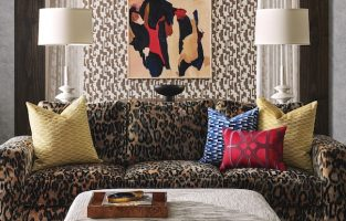 Pulp Design Studios for S.Harris Collection II: The Living Room