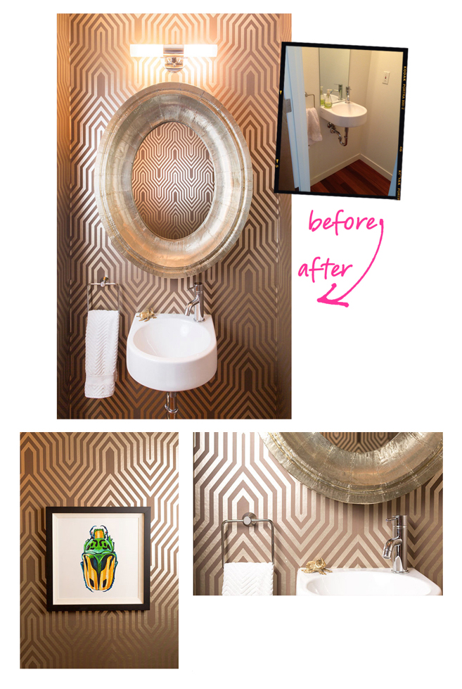 Before & After: Swoon-Worthy Seattle Townhouse